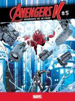Avengers K. Avengers vs. Ultron, #5