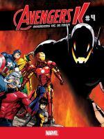 Avengers K. Avengers vs. Ultron, #4