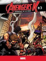 Avengers K. Avengers vs. Ultron, #3