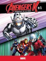 Avengers K. Avengers vs. Ultron, #1