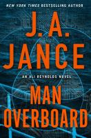 Man overboard : an Ali Reynolds novel (LARGE PRINT)