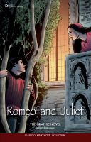 Romeo and Juliet : the graphic novel