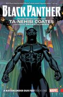 Black Panther. A nation under our feet, Book one
