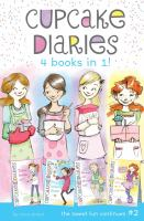 Cupcake diaries: 4 books in 1!