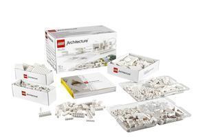 LEGO architecture studio.