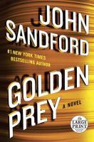 Golden prey (LARGE PRINT)