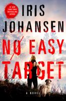 No easy target (LARGE PRINT)