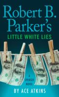 Little white lies (LARGE PRINT)