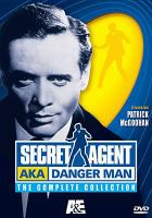 Secret agent AKA Danger man. The complete collection, discs 13-18