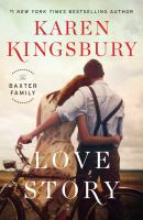 Love story : the Baxter Family (LARGE PRINT)