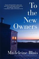 To the new owners : a Martha's Vineyard memoir