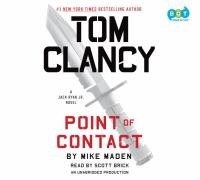 Tom Clancy Point of contact (AUDIOBOOK)