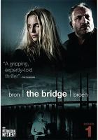 The bridge = bron = Broen. Series 1