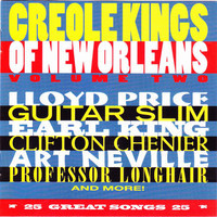 Creole kings of New Orleans. Volume two.
