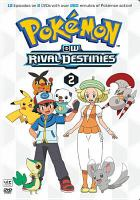 Pokemon. BW rival destinies. Set 2.