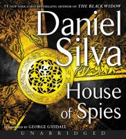 House of spies (AUDIOBOOK)