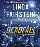 Deadfall (AUDIOBOOK)