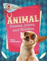 Animal jokes, riddles, and games