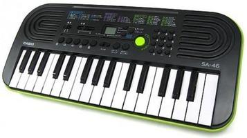 Keyboard Kit  : Casio Keyboard SA-46
