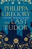The last Tudor (LARGE PRINT)
