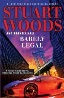 Barely legal : a Herbie Fisher novel (LARGE PRINT)