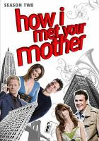 How I met your mother. The complete season 2