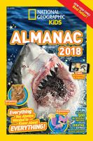 National geographic kids almanac 2018.