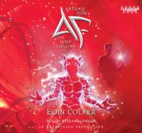 Artemis Fowl : the lost colony (AUDIOBOOK)