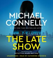 The late show (AUDIOBOOK)