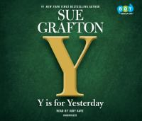 Y is for yesterday (AUDIOBOOK)
