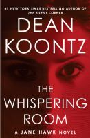 The whispering room : a Jane Hawk novel