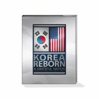 Korea reborn : a grateful nation honors war veterans for 60 years of growth.