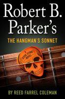 Robert B. Parker's The Hangman's sonnet (LARGE PRINT)