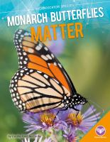 Monarch butterflies matter