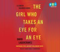 The girl who takes an eye for an eye (AUDIOBOOK)