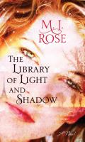 The library of light and shadow (LARGE PRINT)