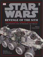 Saxton, Curtis Star Wars: Revenge of the Sith incredible cross-section