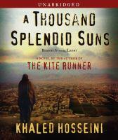 Thousand splendid suns (AUDIOBOOK)