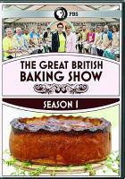 Great British baking show. Season 1