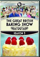 Great British baking show. Season 3