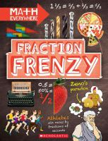 Colson, Rob Fraction frenzy : fractions and decimals