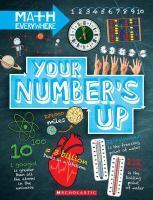 Colson, Rob Your number's up : units and measurements