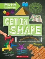 Colson, Rob Get in shape : two-dimensional and three-dimensional shapes