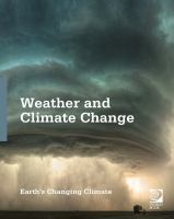 Weather and climate change.