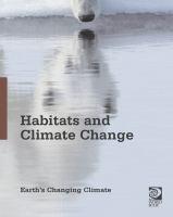 Habitats and climate change.