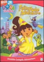 Dora the Explorer. Fairytale adventure