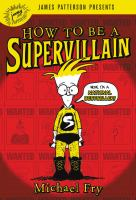 How to be a supervillain (AUDIOBOOK)