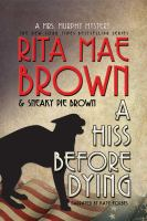 A hiss before dying (AUDIOBOOK)