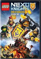 LEGO Nexo knights. Season two : book of monsters