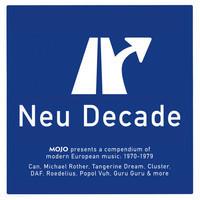 Mojo presents. Neu decade.